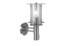 farol con detector aluminio