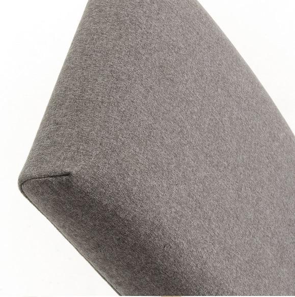 Silla tradition madera natural varese gris