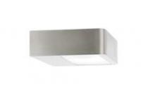 Aplique exterior rectangular