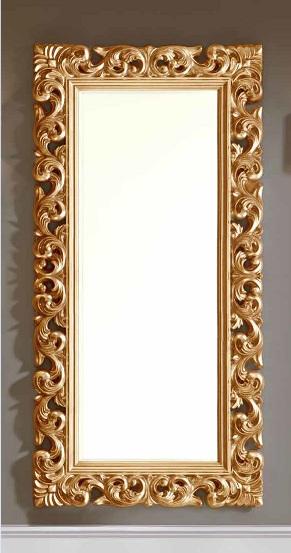 Espejo barroco alto oro 180x90 pu 049 alto www for Espejo barroco