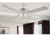 Ventilador techo blanco clasico 4 palas 50402-42