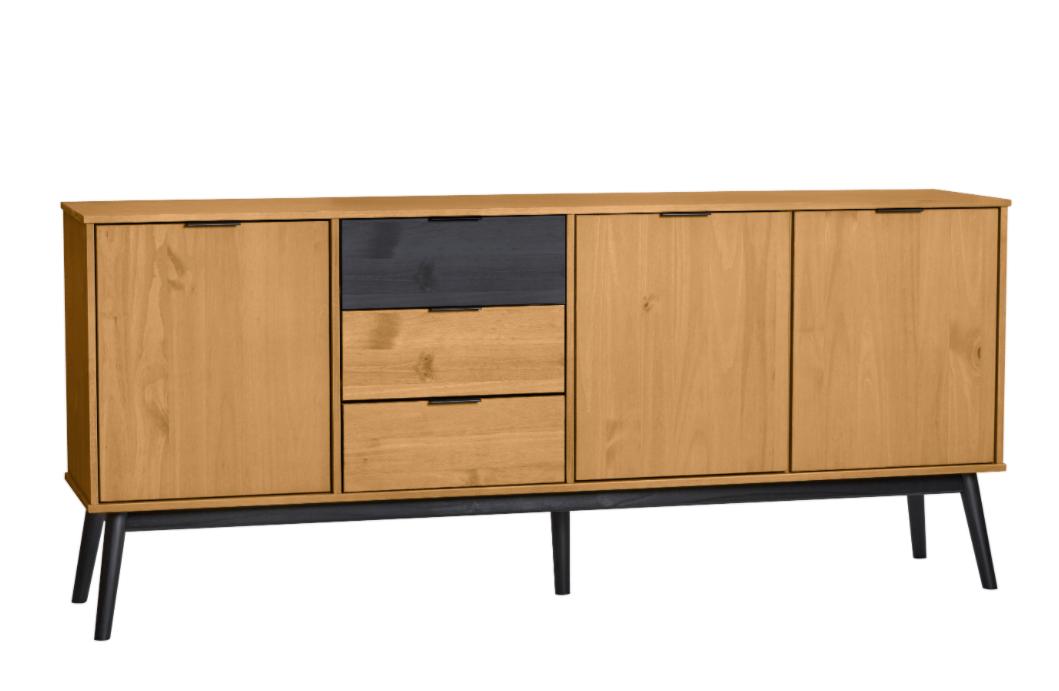 Aparador Estela madera de pino 171x80 cm