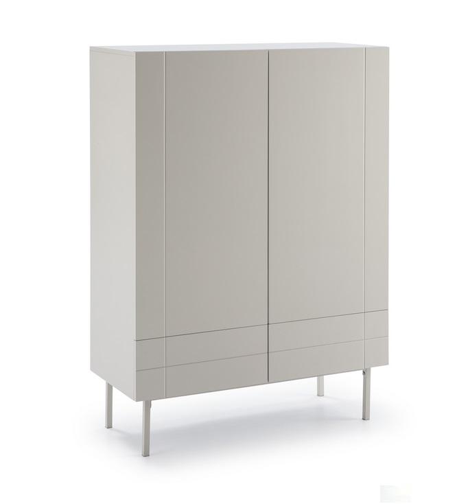 Aparador mueble auxiliar linea crema