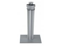 Base Dodo Diamond Columna gris