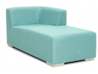 Chaise lounge izquierdo piel nautica Cabrera
