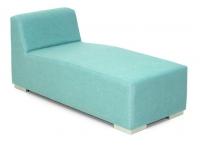 Chaise lounge piel nautica Cabrera