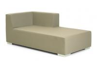 Chaise lounge izquierdo piel nautica Menorca