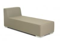 Chaise lounge piel nautica Menorca