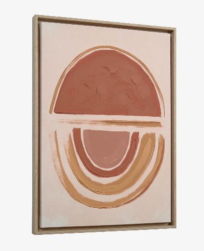 Cuadro Amanecer 50x70 cm