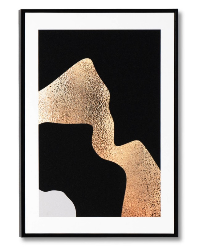 Cuadro Golden Sand 40x60 cm