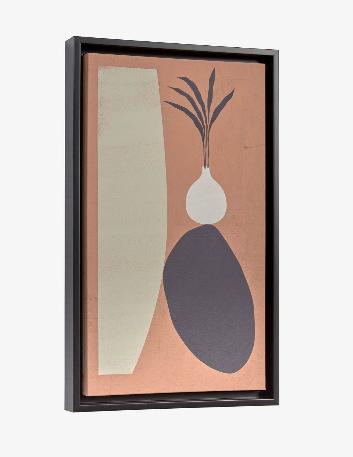 Cuadro Organic 50x30 cm
