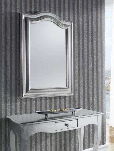 Espejo clasico plata 100x70 E-204