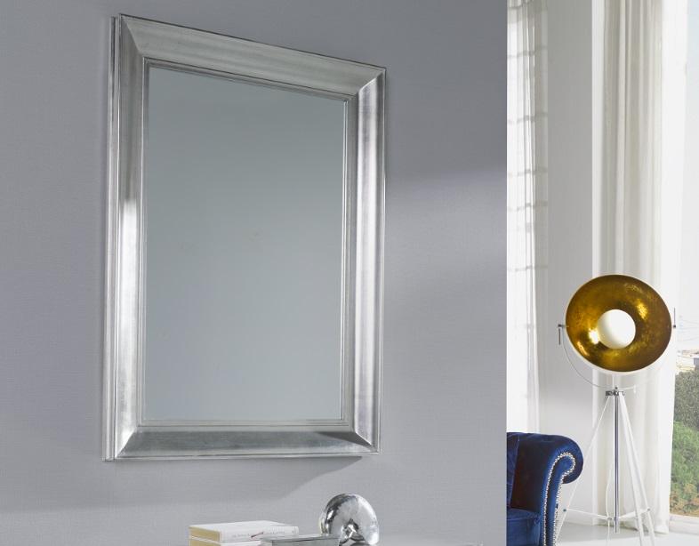 Espejo clasico plata110x80 E-202