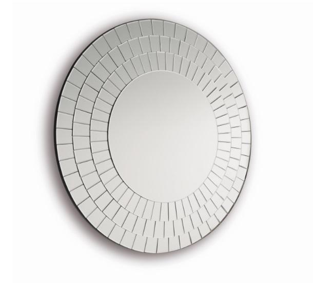 Espejo Redondo 100 cm moderno