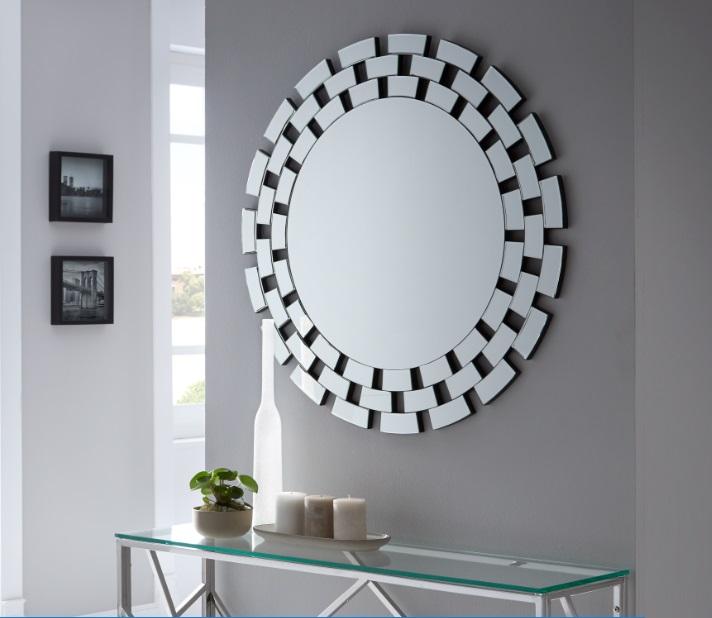 Espejo redondo 90cm E-109