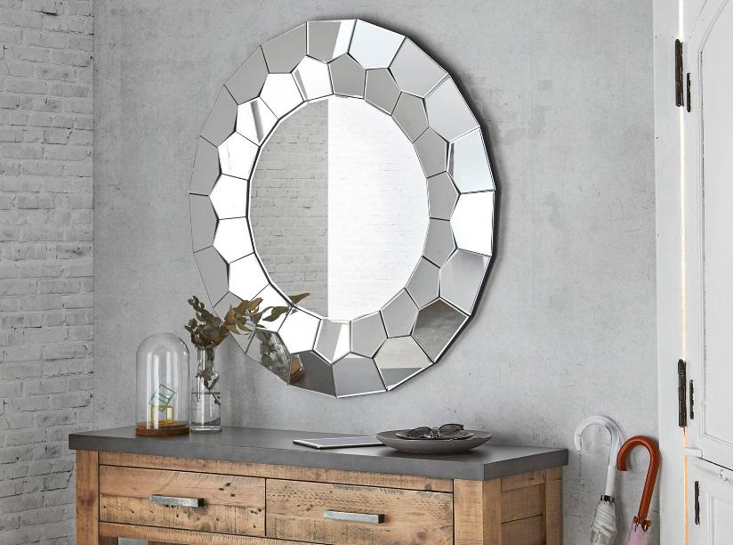 Espejo redondo E-115