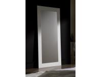Espejo vestidor blanco brillo 90x200 E-77