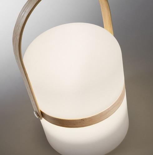Lampara sobremesa LED 3 intensidades Aspen