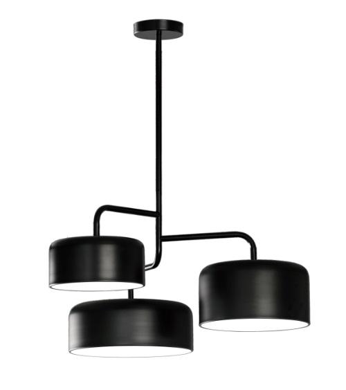 Tono lampara de techo metal Alta