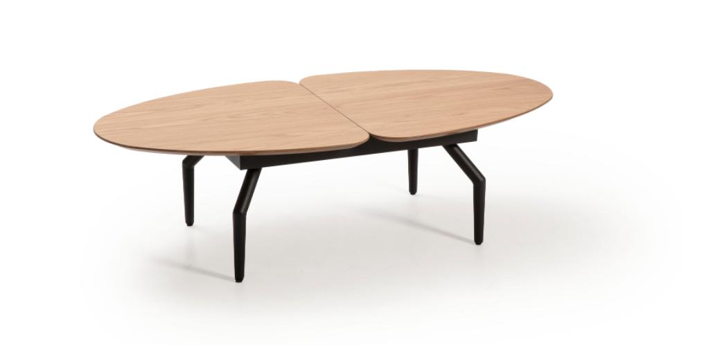 Mesa de centro Alda madera 120 cm