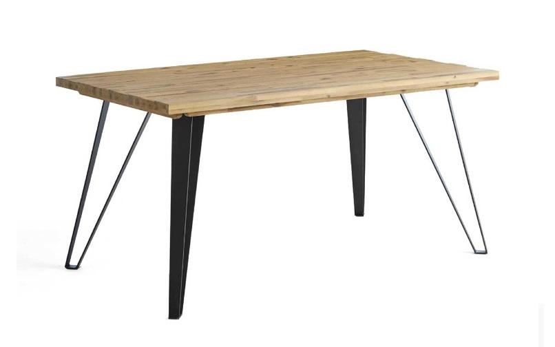 Mesa Irati madera de acacia DT-24 160x90