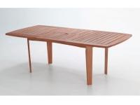 Mesa de madera extensible Saphire