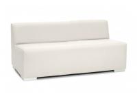 Sofa piel nautica 3plazas Cabrera