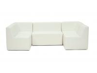 Set modular lounge piel nautica Palma