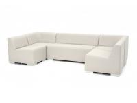 Set modular lounge piel nautica Cabrera