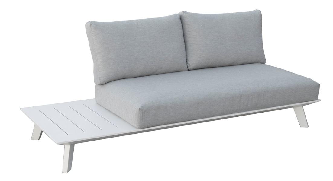 Sofa positano 2 plazas con cojines
