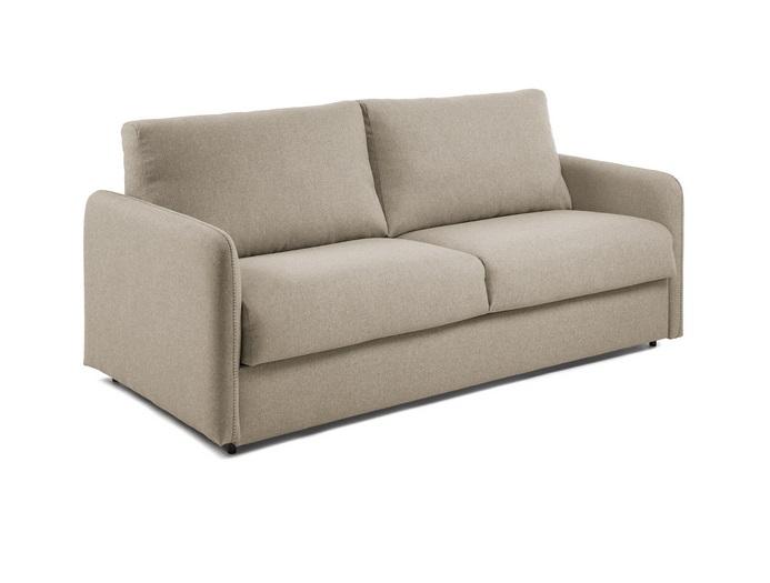 Sofa cama pocket colchon tela kansas beige