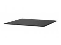 Tablero compacto laminado negro