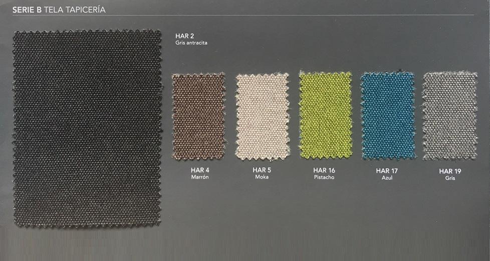 Cabezal tapizado vintage nordic