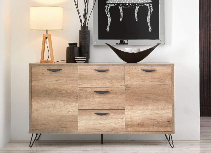 Aparador madera kansas W-756 150 cm