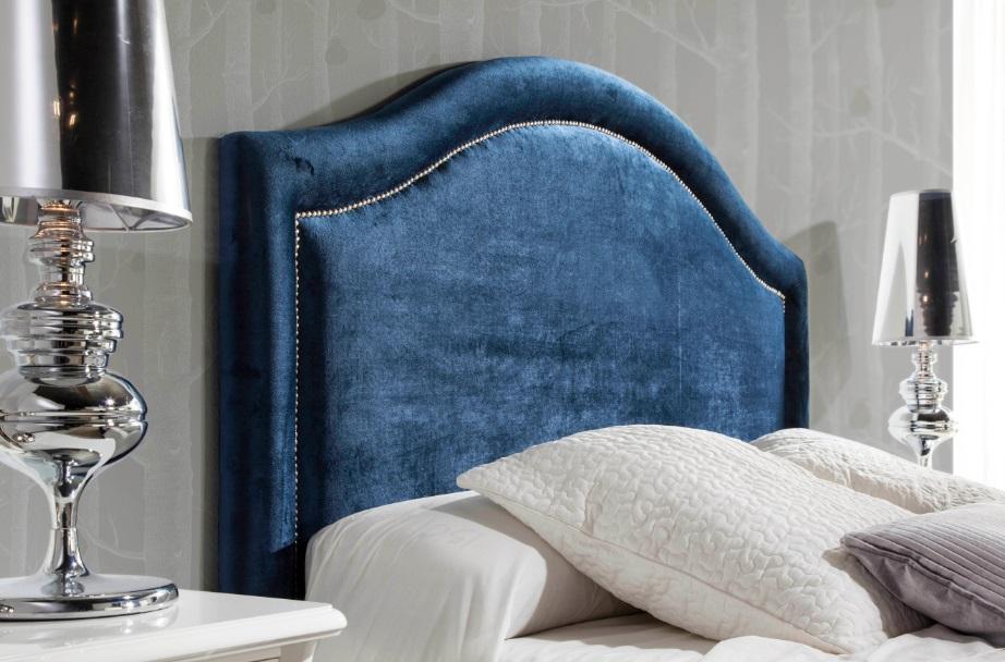 Cabezal clasico tapizado tachuelas Allegro
