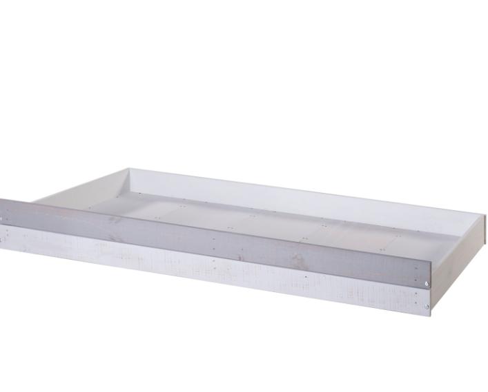 Cajon cama Sia-2 blanco