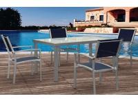 Conjunto de terraza aluminio Grand Benidorm