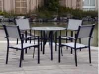 Conjunto terraza torrevieja mesa redonda