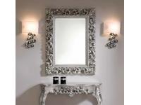 Espejo clasico plata 120x90