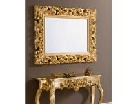Espejo barroco oro 120x90