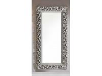 Espejo barroco alto plata 190x80