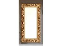 Espejo barroco alto oro 190x80