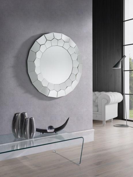 Espejo redondo 100cm E-115