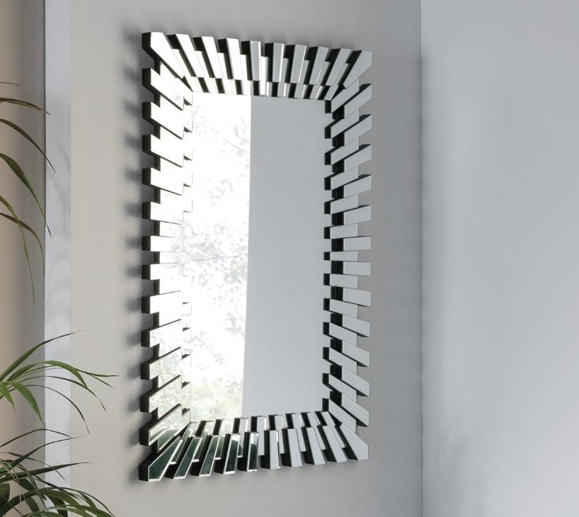 Espejo moderno relieve 120x80 E-899