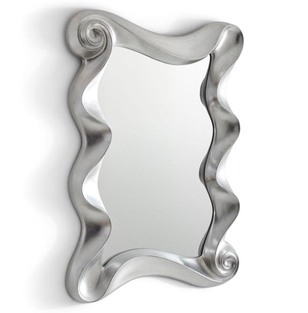 Espejo fantasia plata 160x106 PU-183E