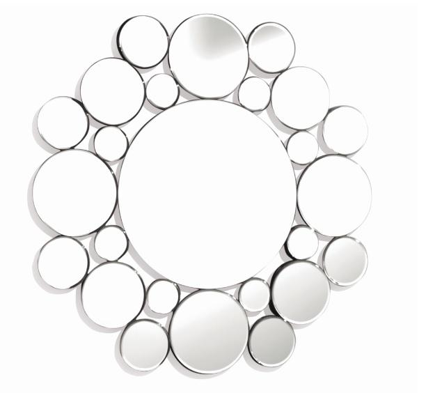 Espejo circulos 80cm E-110