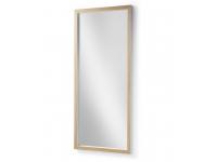 Espejo madera nordico blanco 178x78
