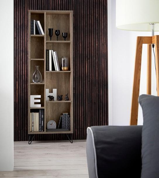 Estanteria madera kansas DP-122 190x60