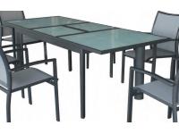 Mesa extensible aluminio Kerry