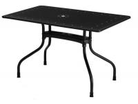 Mesa de jardin hierro Arturo 120x80